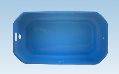Piscinas depositos agua fossas septicas em poliester for Mini albercas