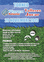 Torneo Golf Plarex - Jucar 2015 - Talayuela Golf - Plarex Poliesters